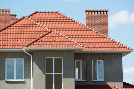 38897538 - new home and roof